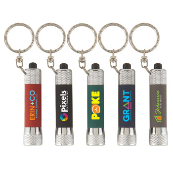 Chroma Softy - LED Flashlight Keyring - ColorJet