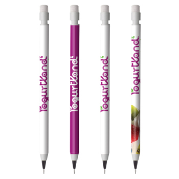 Mechanical Pencil (Digital Full Color Wrap) - without Clip