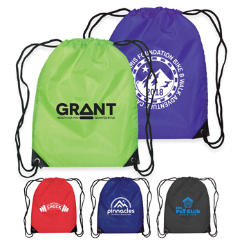 Broadway - Drawstring Backpack