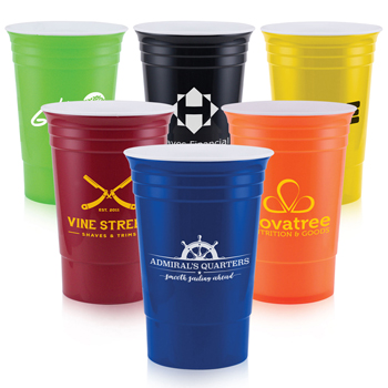 Bold - USA 16 Oz. Double Wall Cup