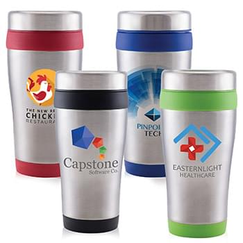 Legend - 16 Oz. Stainless Steel Tumbler Full Color