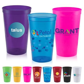 Touchdown - ColorJet - Full Color 22 Oz. Stadium Cup