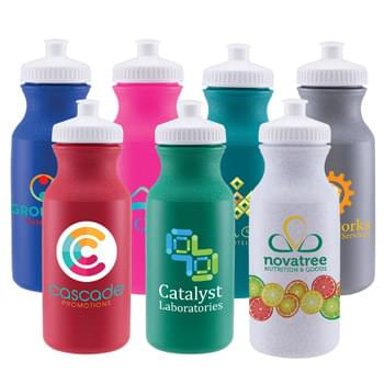 Bike II - ColorJet - Full Color 20 Oz. Sports Bottle